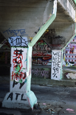 Krog Street Tunnel entrance