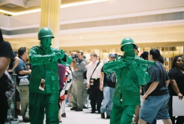 Real Life Plastic Soldiers