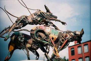 Mechanical Hounds
