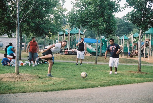 Soccer with Friends - 1
