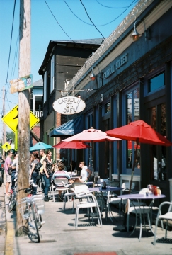 Carroll Street Café - 1