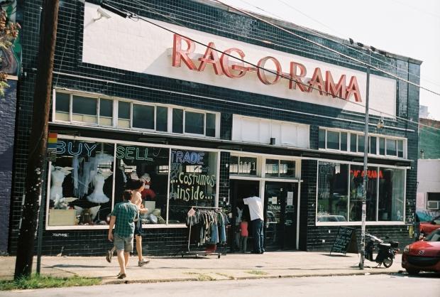 Rag-O-Rama