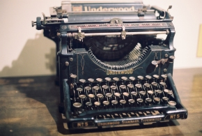 Margaret Mitchell's Typewriter