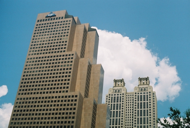 Georgia Pacific and One Ninety One Peachtree Tower Buildings