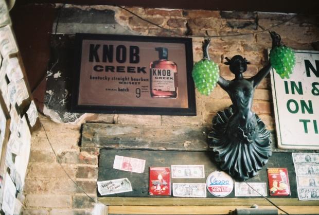 Inside the Elliott Street Deli and Pub