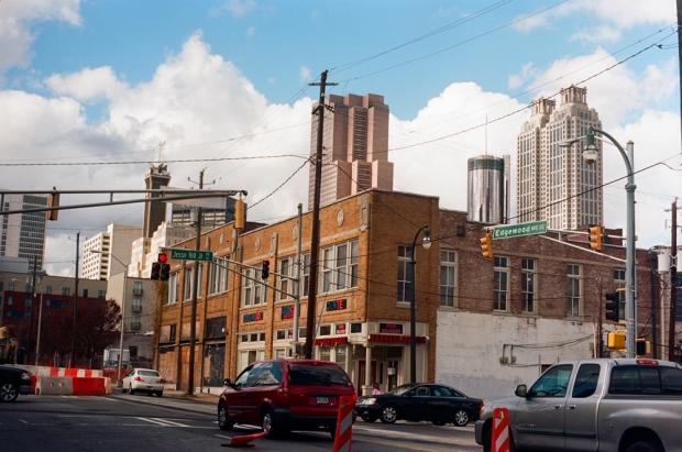 Edgewood street