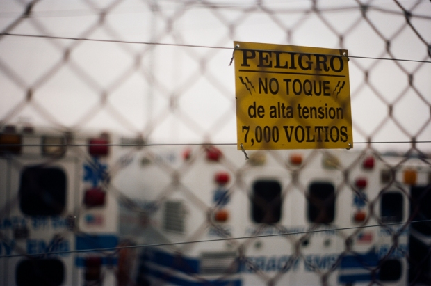 Peligro - No Toque