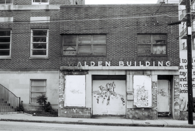 The Adjacent Walden Building